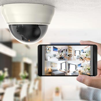 Caerphilly County Borough home cctv systems